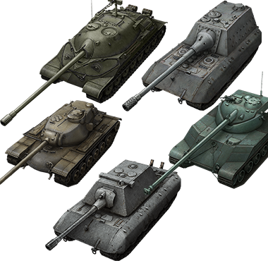 Buy ANY Tier 10 tank for World of Tanks - WoT