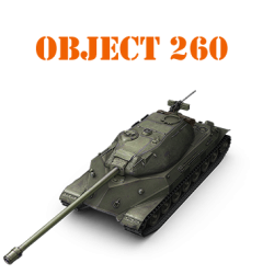 object 260 mission wot