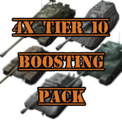 monthly pack 4x tier 10