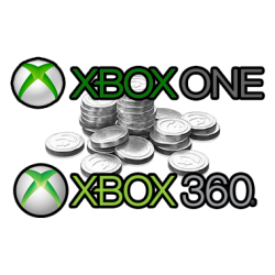 Small xbox credit and xp