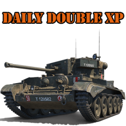 daily double xp