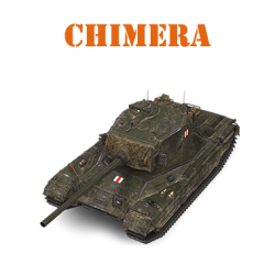 chimera mission service world of tanks